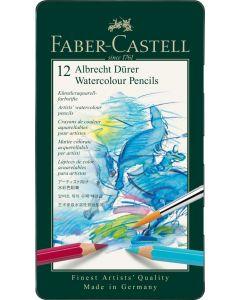 Faber-Castell Albrecht Durer Watercolour Pencils 12 Tin