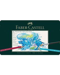 Faber-Castell Albrecht Durer Watercolour Pencils 36 Tin