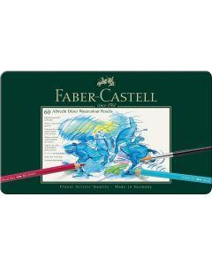 Faber-Castell Albrecht Durer Watercolour Pencils 60 Tin