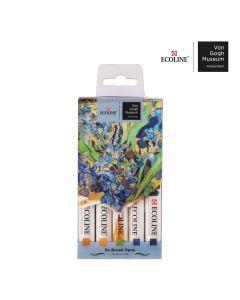 Ecoline Brush Pens Van Gogh Museum Set of 5