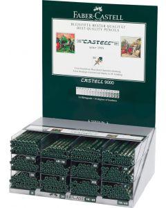 Faber-Castell Castell 9000 Graphite Pencils