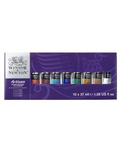 Winsor & Newton Artisan Water Mixable Oil Set 10 x 37ml