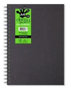 Artgecko Classy Gecko Wirebound Sketchbooks