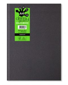 Artgecko Classy Gecko Casebound Sketchbooks