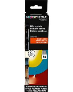 Pebeo MIXED MEDIA Ceramic Discovery Set 6 x 20ml