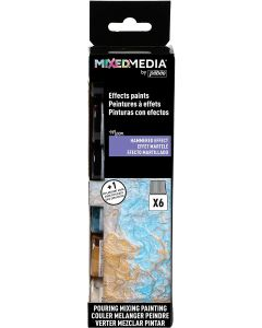 Pebeo MIXED MEDIA Fantasy Moon Discovery Set 6 x 20ml