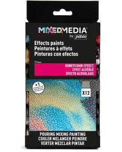 Pebeo MIXED MEDIA Fantasy Prisme Discovery Set 12 x 20ml