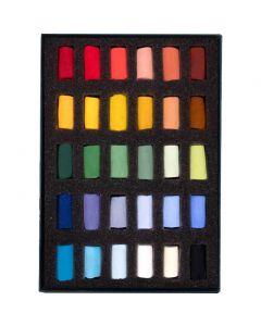 Unison Colour Soft Pastels Starter Half Stick 30 Set