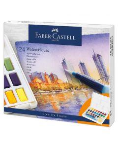 Faber-Castell Creative Studio Watercolour 24 Set