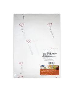 Hahnemuhle Harmony Cold Pressed Watercolour Paper Pack of 20 Sheets (1/4 Imperial)