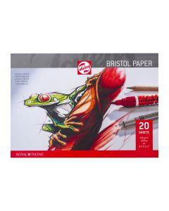 Talens Bristol Paper Pad 20 Sheets A4