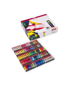 Amsterdam Acrylics All Colours Complete Set 90 x 20ml