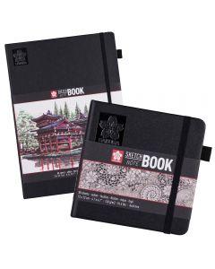 Sakura Sketch Notebooks in Cream White