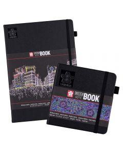 Sakura Sketch Notebooks in Black