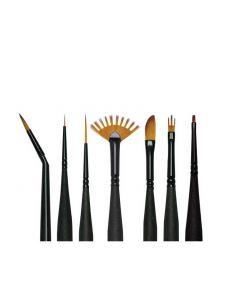 Royal & Langnickel Mini Majestic Brushes
