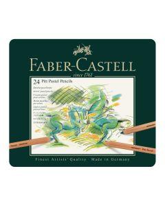 Faber-Castell Pitt Pastel Pencil 24 Tin