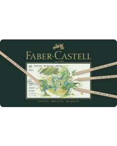 Faber-Castell Pitt Pastel Pencil 60 Tin