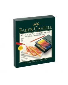 Faber-Castell Polychromos Colour Pencil 36 Studio Box Set