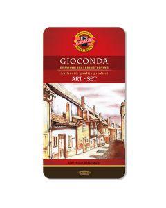 Koh-I-Noor Gioconda Drawing & Toning Art Set #8890