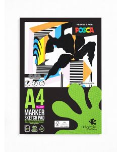 Artgecko PRO Marker Sketch Pads