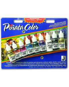 Jacquard Pinata Color Alcohol Ink Exciter Pack of 9 Colours