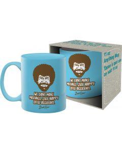 Bob Ross 'Happy Accidents' Official Mug 11oz