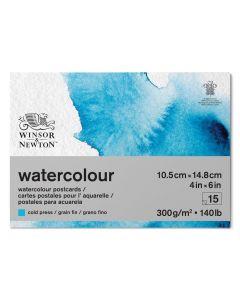 Winsor & Newton Water Colour Postcard Pad