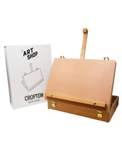 Cropton Wooden Table Top Box Easel