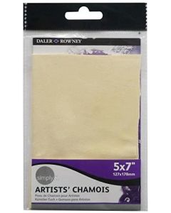 """Daler Rowney Simply Artists' Chamois 5 x 7"""""""