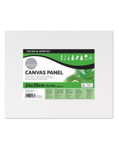 Daler Rowney Simply Canvas Panel 24 x 30cm