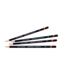 Derwent Graphic Pencils Individual Grades