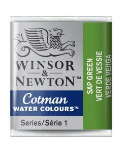 Winsor & Newton Cotman Watercolour Half Pans