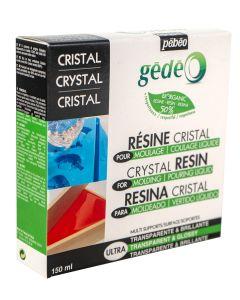 Pebeo Gedeo Bio-Based Crystal Resin Kits