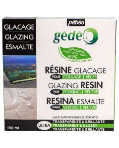Pebeo Gedeo Bio-Based Glazing Resin Kit 150ml