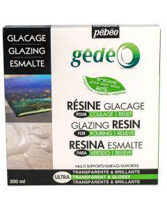 Pebeo Gedeo Bio-Based Glazing Resin Kit 300ml