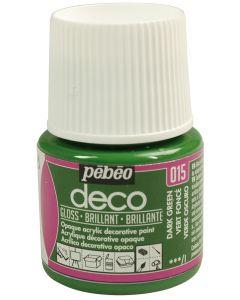 Pebeo Deco Glossy Colour Paints for Interior & Decor