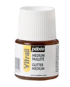 Pebeo Vitrail Glitter Medium 45ml