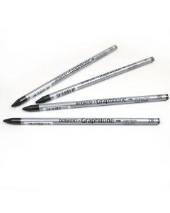 Derwent Graphitone Watersoluble Graphite Pencils