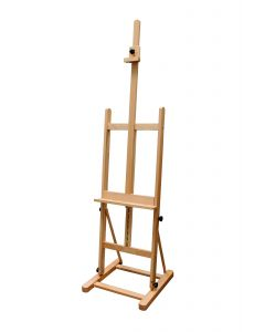 Airton H-Frame Beech Wood Painting Studio Easel from The Art Shop Skipton