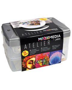Pebeo Mixed Media Atelier Workbox Set #1