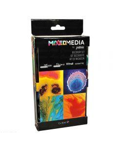Pebeo Mixed Media Discovery Set 12 x 20ml