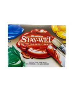 Daler Rowney Stay Wet Palette for Acrylic Painting
