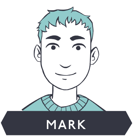 Mark profile picture